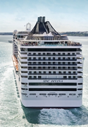 MSC Divina Holistic Day at Sea